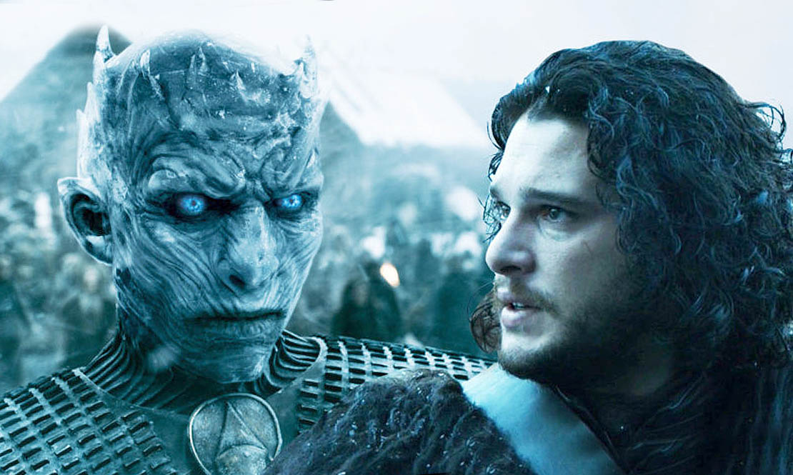 Game of Thrones Season 8 - O Inverno Chegou