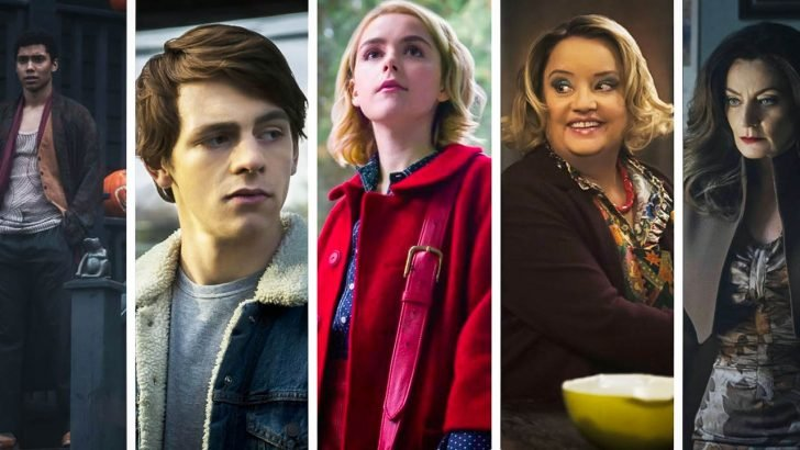 Chilling Adventures of Sabrina - Cast