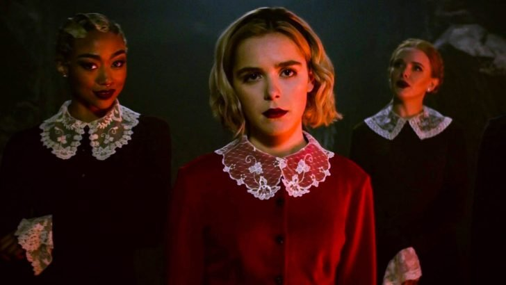 Chilling Adventures of Sabrina Promotional Poster