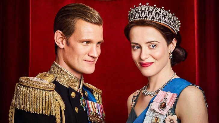 The Crown Promotional Poster
