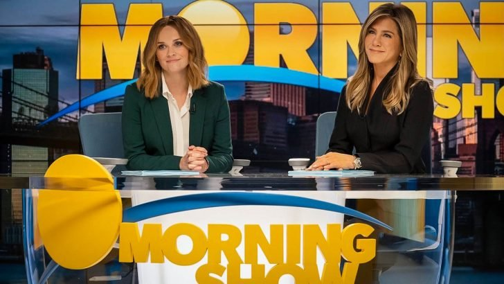 The Morning Show Promotional Poster