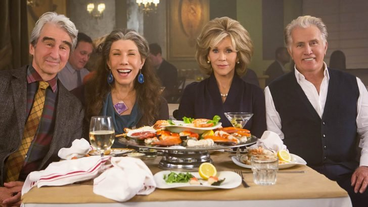 Grace and Frankie - Plot