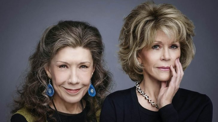 Grace and Frankie Promotional Poster