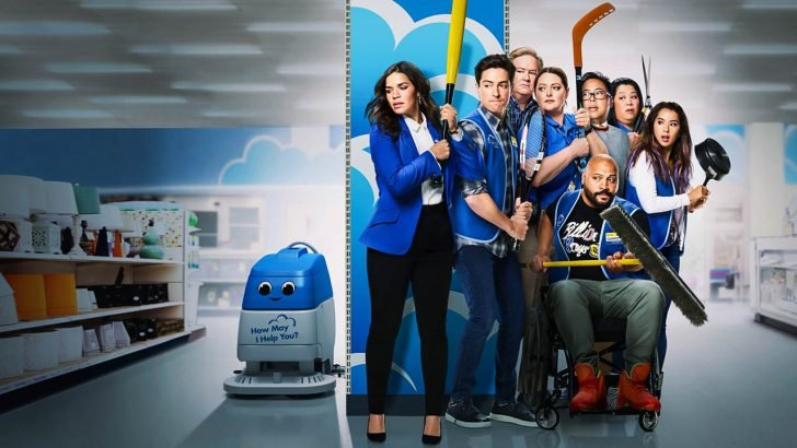 Superstore Promotional Poster