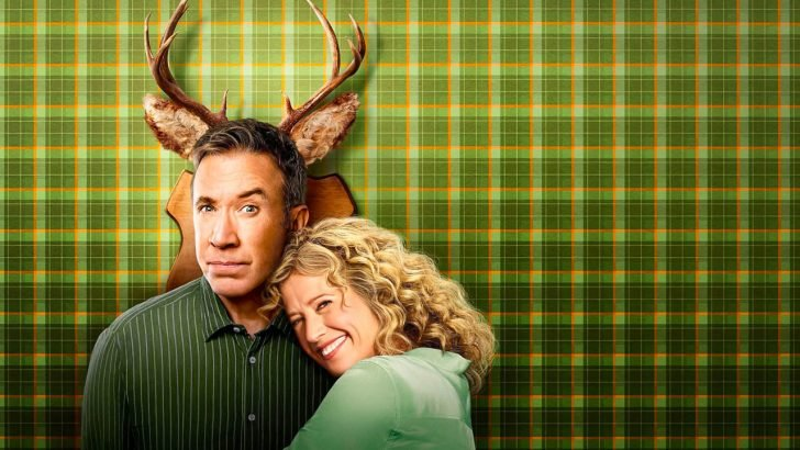 Last Man Standing Promotional Poster
