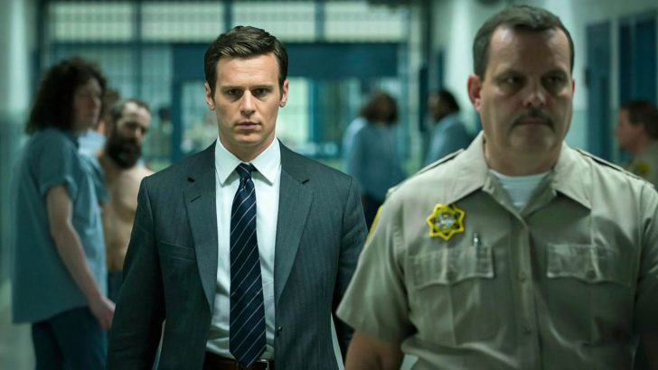 MINDHUNTER - Plot