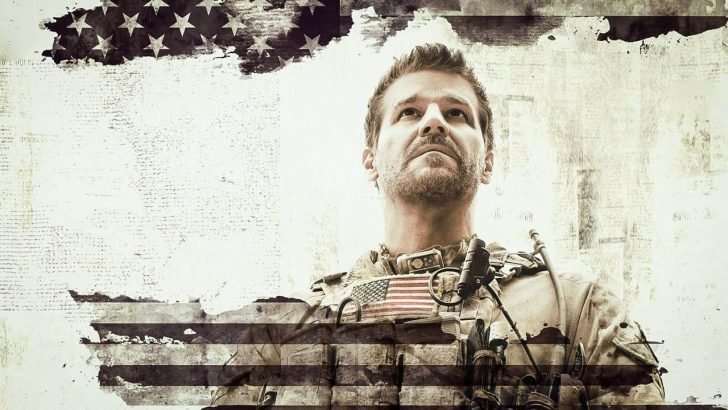 SEAL Team Promotional Poster