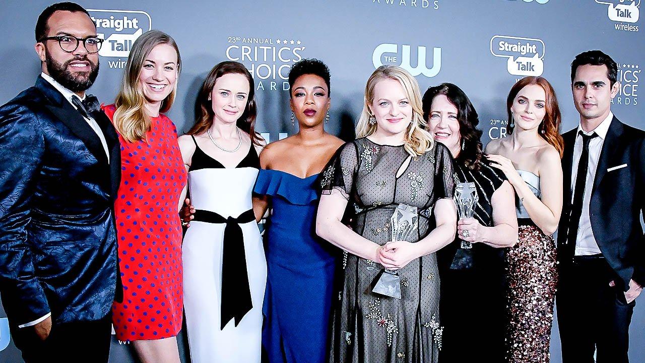 The HandmaidS Tale Cast