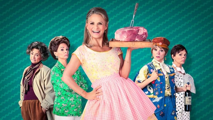 At Home with Amy Sedaris Cast List