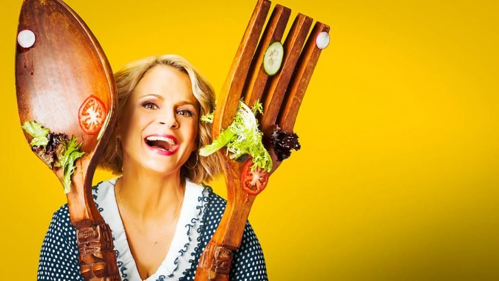 At Home with Amy Sedaris Promotional Poster