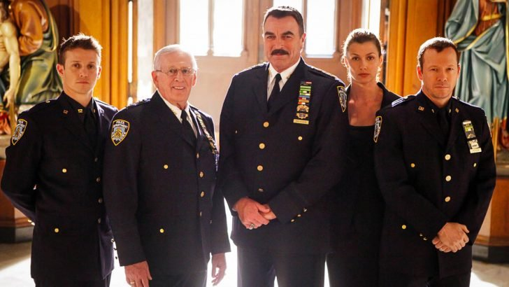 Blue Bloods - Plot