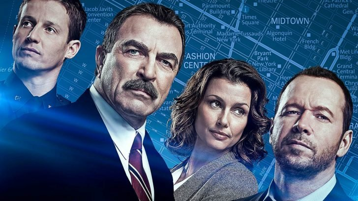 Blue Bloods Promotional Poster