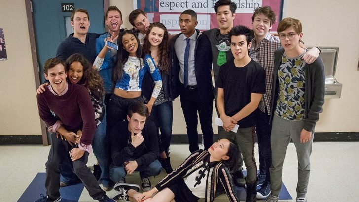 13 Reasons Why Cast List
