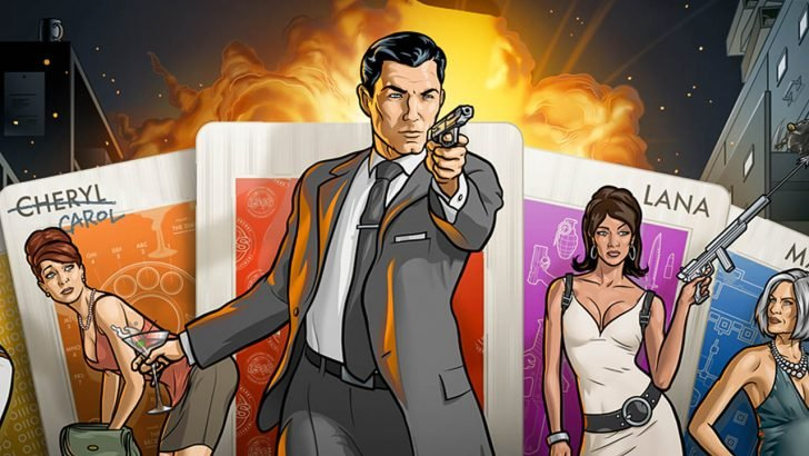 Archer Promotional Poster