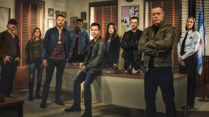 Chicago P.D. Cast List