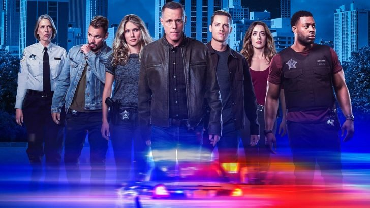 Chicago P.D. Promotional Poster