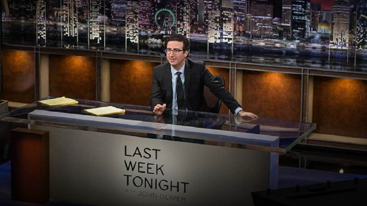 Last Week Tonight with John Oliver [maze type=