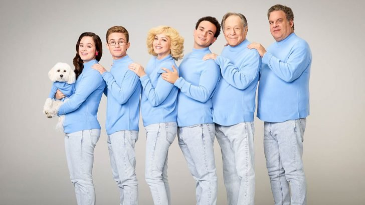 The Goldbergs Promotional Poster