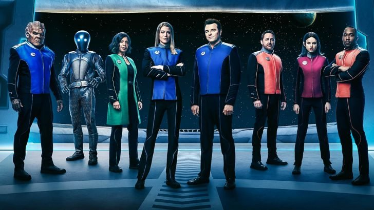 The Orville Promotional Poster