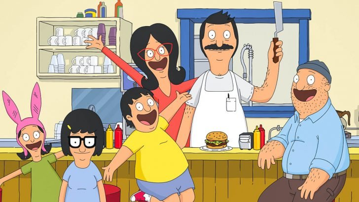 Bob's Burgers Promotional Poster