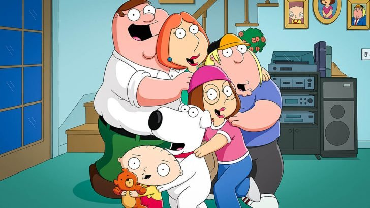Family Guy Promotional Poster