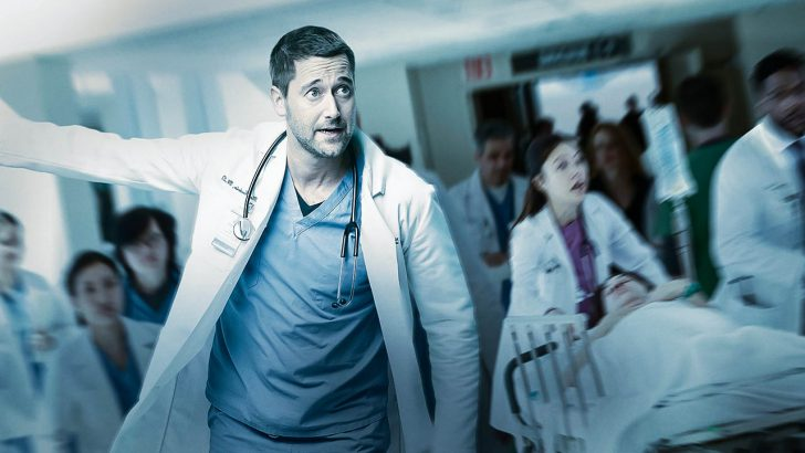 New Amsterdam Promotional Poster