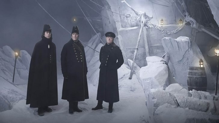 The Terror Promotional Poster