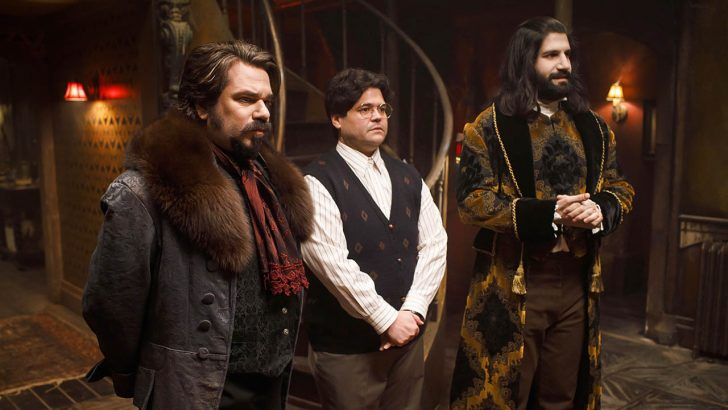 What We Do in the Shadows - Plot