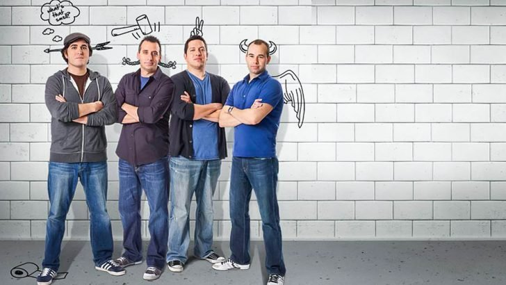 Impractical Jokers Promotional Poster