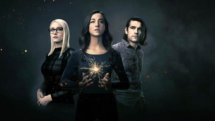 The Magicians Promotional Poster