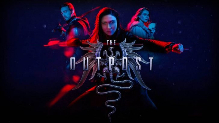 The Outpost Promotional Poster